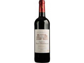Château Haut Domingue Bordeaux rouge AOC (0,75l)