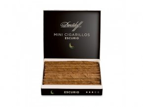 davidoff mini escurio cigarillos 20ks 02 800x600