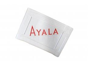 Ayala servírovací tác na champagne