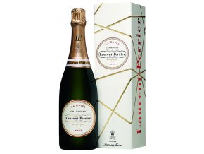 laurent perrier la cuvee box big