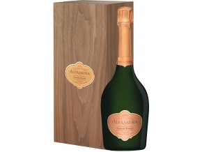 laurent perrier cuvee alexandra rose magnum coffret