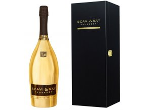 prosecco spumante gold magnum box big