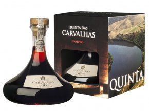 Quinta das Carvalhas 10YO box big