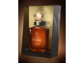 metaxa angels treasure bottle big