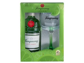 Tanqueray London Dry Copa Gift Box big