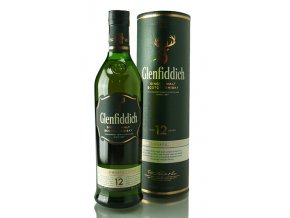 Glenfiddich 12yo box big