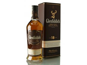 Glenfiddich 18yo box big