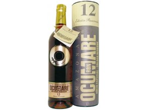 OCUMARE 12yo GOLDEN RESERVE big