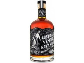 AUSTRIAN EMPIRE NAVY RESERVA 1863 40% (0,7l)