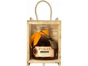 Pyrat XO Reserve (0,7l) v dřevěné krabičce