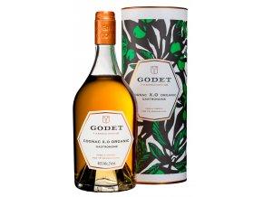 Cognac XO Gastronome Organic Bouteille + tube