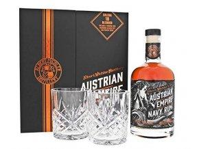 austrian empire solera navy rum 18yo 07l (1)