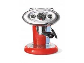 Kávovar Illy Francis Francis X7.1 Červený