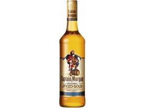 Captain Morgan Spiced Gold (1,0l)