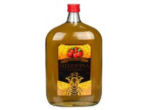 starokacovska medovina visnova 1l
