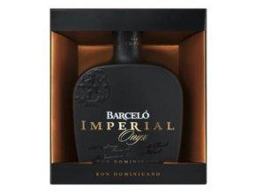 Ron Barceló Imperial Onyx (0,7l) v dárkové krabičce