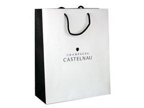 CASTELNAU dárková taška na tři lahve