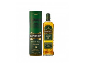 2706 Bushmills 10 Y O Single Malt 600x711