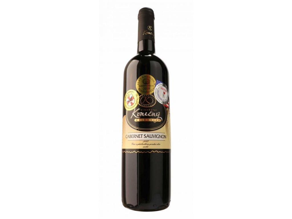 Cabernet Sauvignon vinařství Konečný