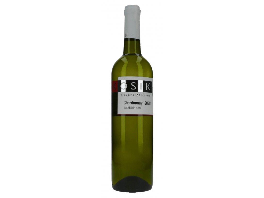 Chardonnay Kosík Vinotéka ve dvoře