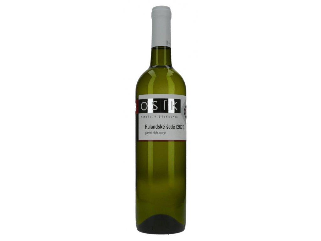 Rulandské šedé vinařství Kosík Vinotéka ve dvoře
