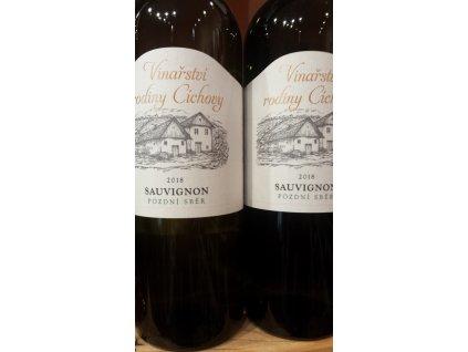 Sauvignon vinařství Cícha (2)