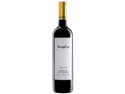 Cabernet Sauvignon vinařství Čapka Vinotéka ve dvoře