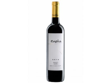 Pinot Noir vinařství Čapka Vinotéka ve dvoře