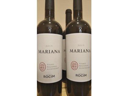 Mariana Rouge 2019 Vinotéka ve dvoře