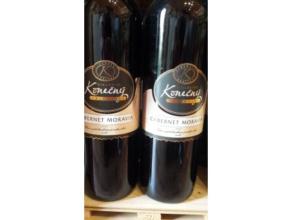 Cabernet Moravia vinařství Konečný