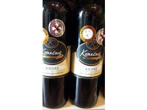 André vinařství Konečný