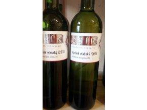 Ryzlink vlašský vinařství Kosíik