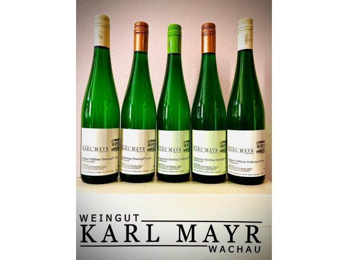 Karl Mayr, Wachau - degustační balíček