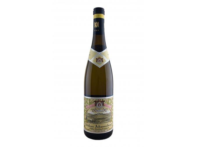 Johannisberger Gelback Qualitätswein feinherb 2016
