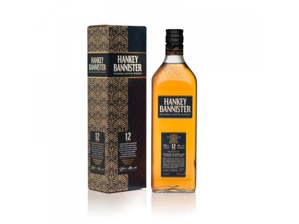 hankey bannister 12yo