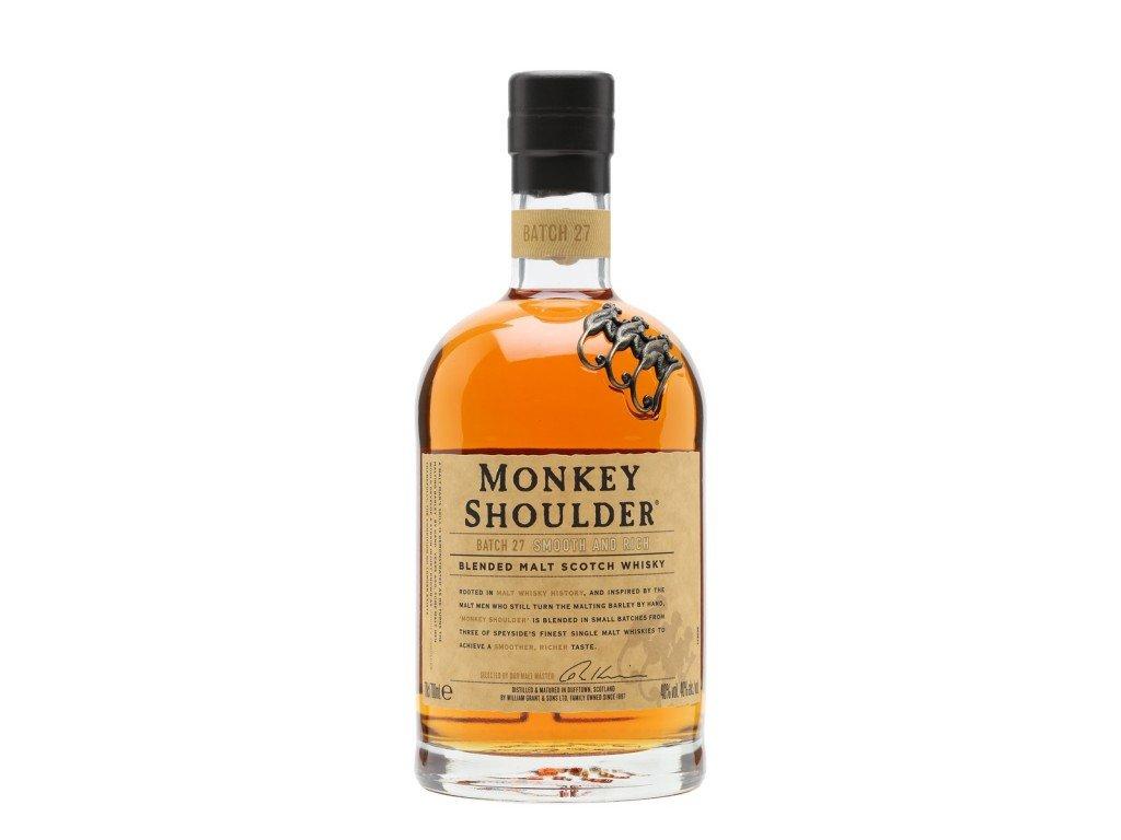 moneky shoulder