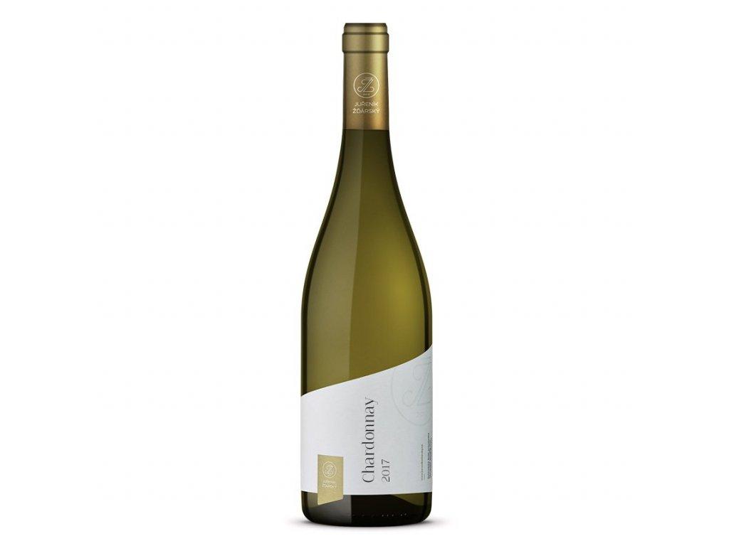 Juřeník Chardonnay 2017