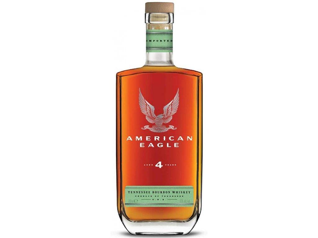 42917 1 american eagle 4 yo tennessee bourbon whiskey 40 0 7l