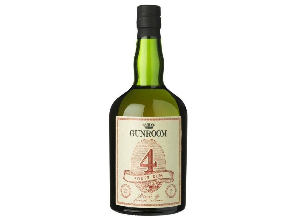 Gunroom 4 Ports Rum 0,7L 40% Vol.