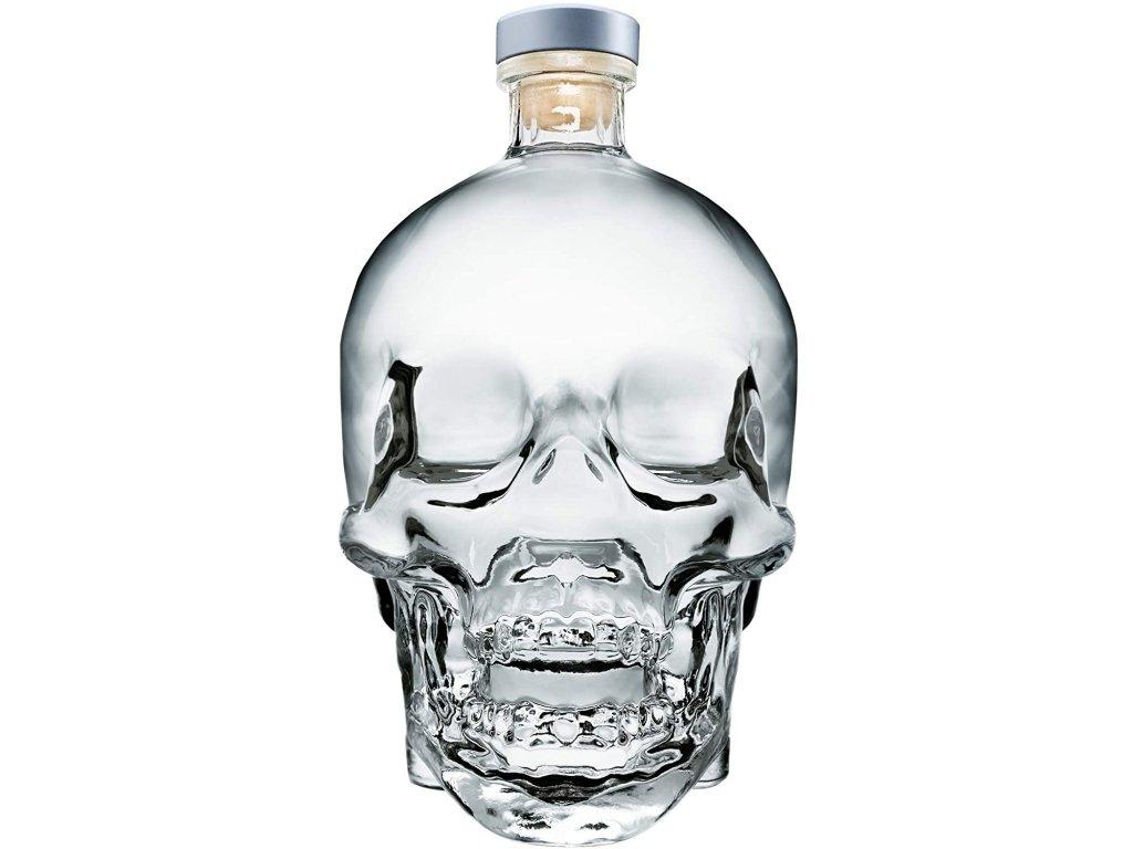jolly skull white