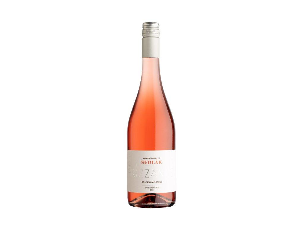 Frizzante Zweigeltrebe rosé 2020