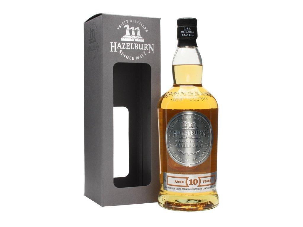 1104 whisky hazelburn 10 years old