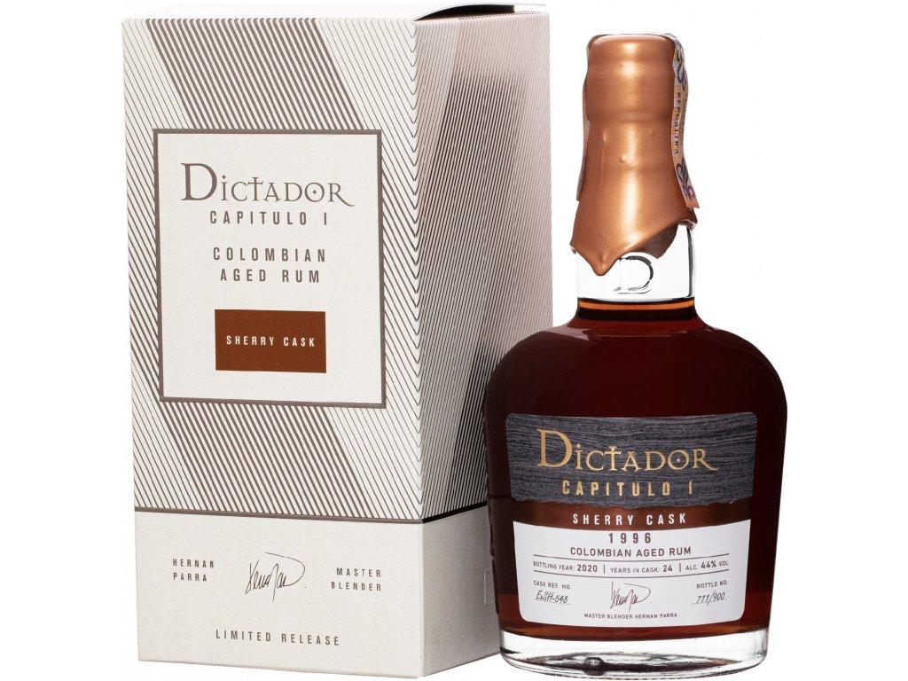 dictador sherry