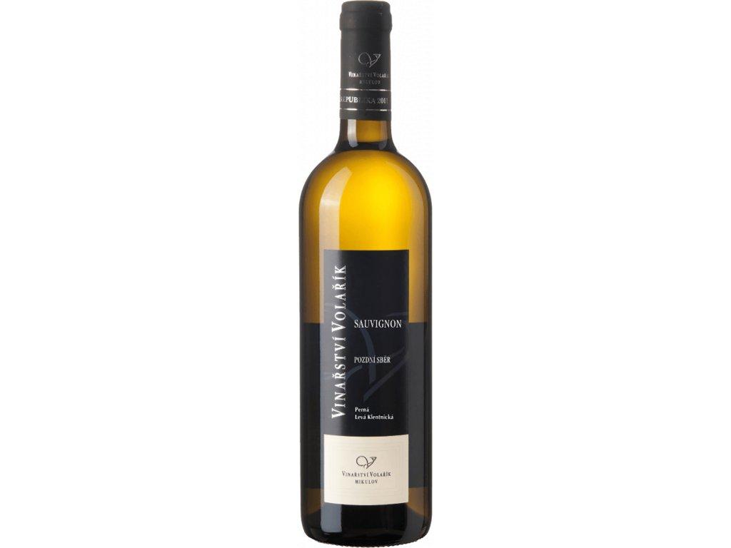 Sauvignon - PS, suché 2020 Volařík 0,75l