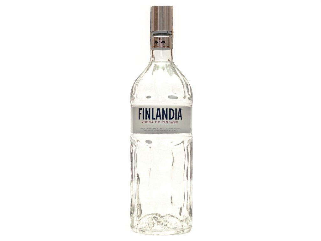 Finlandia vodka větší