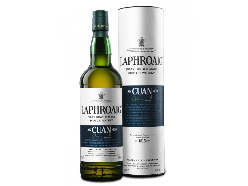 Laphroaig An Cuan Mór exclusive 0,7l