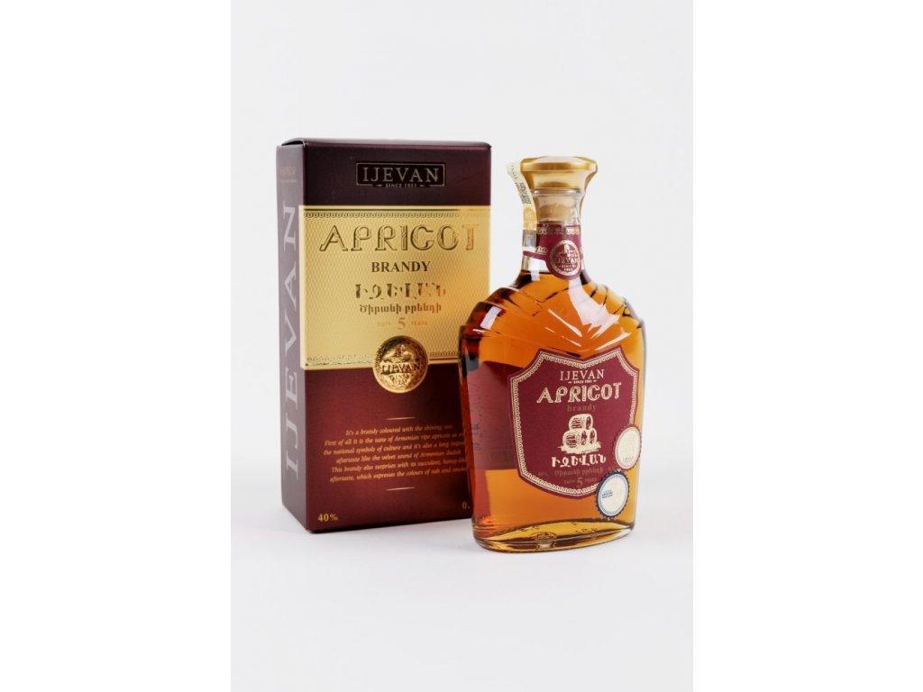 Ijevan Appricot 5yo 0,5l