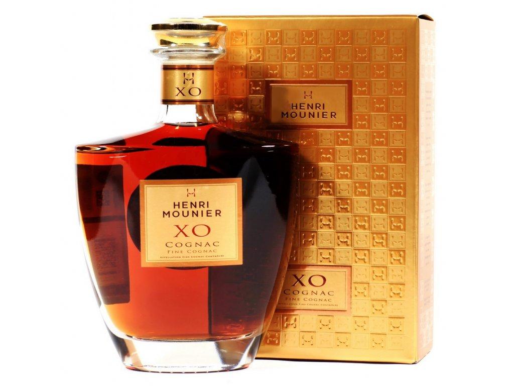 cognac henri mounier xo 40 0 7l