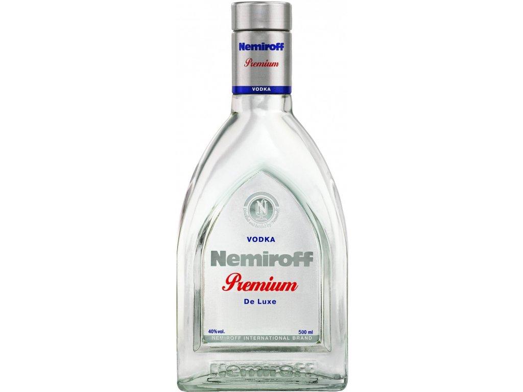 Nemiroff Premium De Luxe 0,5l