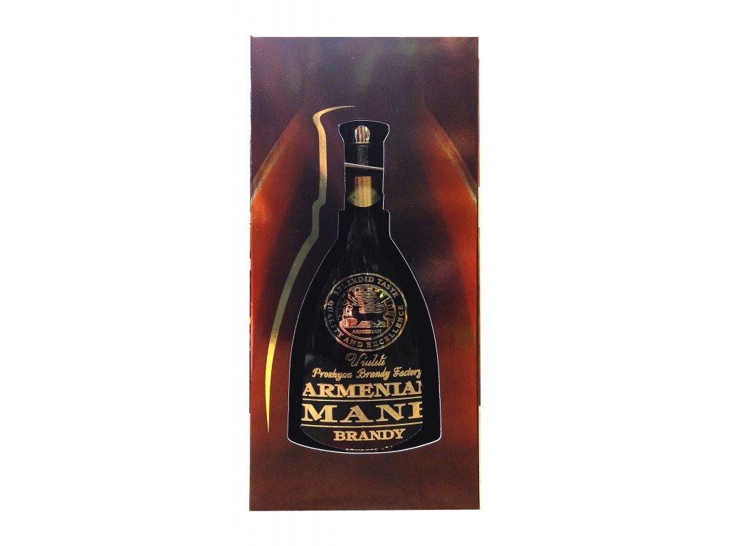 Mane Armenian brandy 10 y.o. 0,5l GB